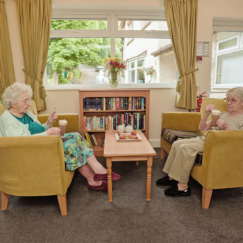 Springfield Cottage Care Home, Blackburn